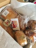 初めてパンを取り寄せてみた!の画像