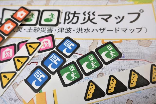 いざという時のために事前に確認しておこう!豊中市のハザードマップなど防災情報の画像