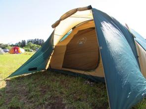 自粛中でも楽しめる遊び!お家キャンプ!の画像