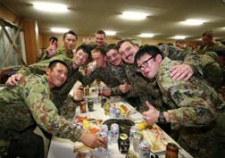 噂は本当だった!日米海兵隊が集結の画像