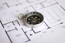 家の方角について知っておこう!部屋の向きによってメリットやデメリットがある!の画像