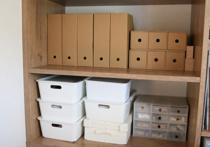 使えるリビングの収納アイデア!棚の活用方法やおしゃれに見せるコツを紹介の画像