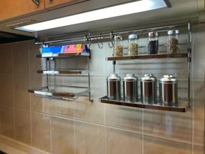使い勝手がよくなるキッチンの収納アイデアをご紹介!の画像