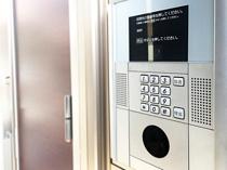 オートロック付き賃貸物件なら安全?オートロックの仕組みやメリットについての画像