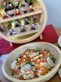 YouTubeでちらし寿司の画像