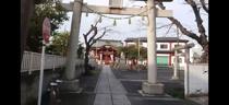 多摩川二丁目諏訪神社の画像