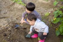 福岡市内で農業体験ができる!自然を楽しめるスポット「かなたけの里公園」とは?の画像