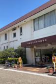 天気の良い日は多摩川図書館への画像