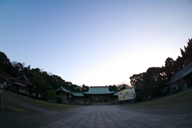 大分市でおすすめの神社2選!歴史と自然に彩られたパワースポットを訪れようの画像