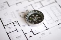 マイホームを建てる際の注意事項!おすすめの方角はある?の画像
