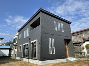 秦野市渋沢上新築モデル室内の画像