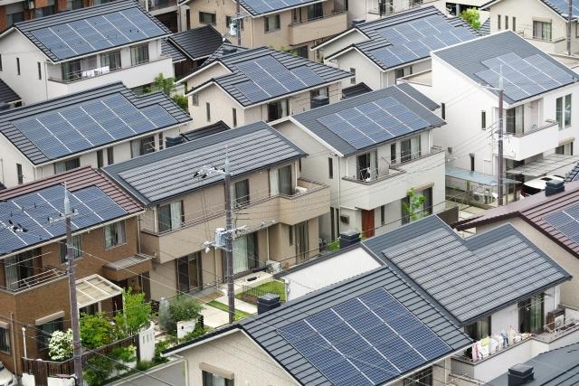 太陽光発電システム付き不動産を上手に売却するポイントとは?の画像