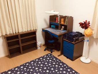 マイホームの子ども部屋の理想的な広さとは?広さ別のメリットとデメリットもの画像