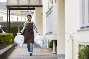 賃貸物件によっても異なるゴミ置き場!ゴミ出しのマナーについて知っておこう!の画像