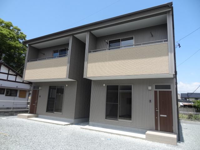 【新着賃貸情報】テラスハウス渡辺Ⅱ A号棟の画像