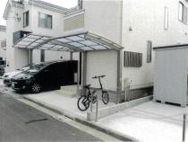 サイクルポート【施工事例放出回】の画像
