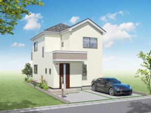 新規初公開 狭山市富士見 新築分譲住宅の画像