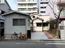 昭和の雰囲気溢れる賃貸長屋!の画像
