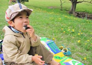 富士川町でピクニックや運動をするのにおすすめの公園はどこ?の画像