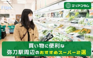 買い物に便利な弥刀駅周辺のおすすめスーパー2選の画像