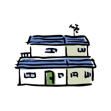 毛呂山町南台の中古住宅売却査定の画像