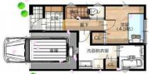 大阪府守口市大久保町2丁目 新築戸建ての紹介の画像