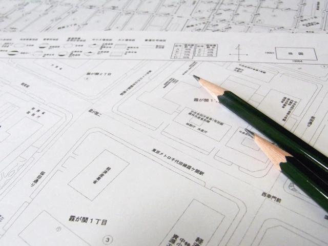 不動産売却の際に使われる図面とは?概要や取得方法を見てみようの画像