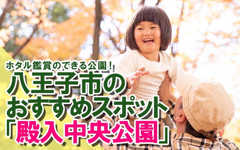 ホタル鑑賞のできる公園!八王子市のおすすめスポット「殿入中央公園」 の画像