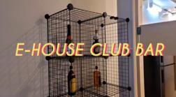 E-HOUSE CLUB BAR のご紹介の画像