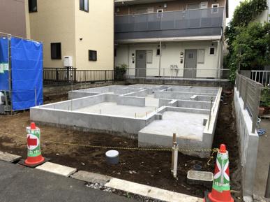 所沢市北中3丁目 新築分譲住宅の画像