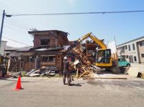 大仙市の解体業者 住宅用地、古家解体、家の建て替えローンの画像