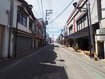 大仙市大曲通町 店舗兼住居 戸建物件の売買お引き渡しの画像