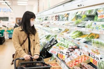 蛍池駅周辺にあるおすすめのスーパーマーケットを2店舗ご紹介します!の画像