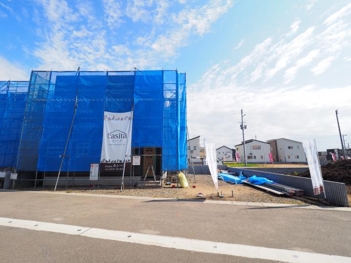 大仙市 新築3LDK戸建て建売住宅のお引渡しを行いました。の画像