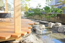 不動産購入後に庭に水が溜まることが判明!原因と対策をご紹介の画像