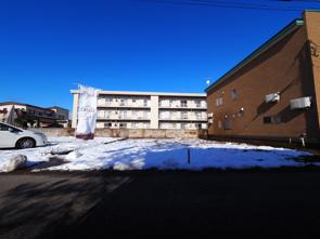 大仙市大曲田町の住宅用地のお引渡しを行いました。の画像
