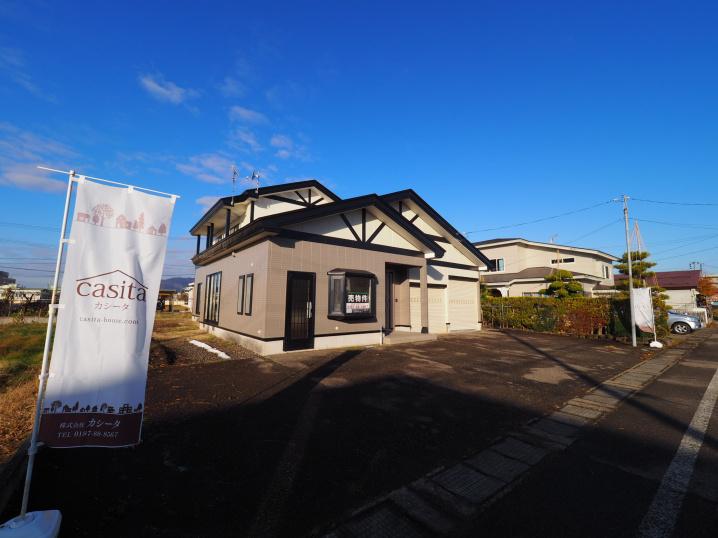 大仙市大曲住吉町 戸建て住宅のお引渡しを行いました。の画像