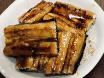 鰻を食べて夏風邪予防!の画像