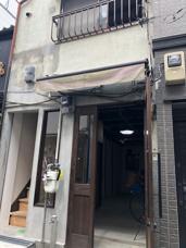 中崎西エリアでテラスハウス貸店舗!の画像