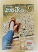 6月号maikaに掲載です☆の画像