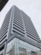 駅前 新築マンションの画像
