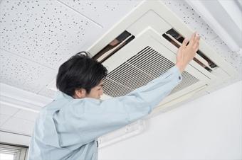 費用負担は誰?賃貸オフィスのエアコンが故障したときはどうする?の画像