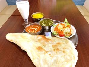 OPEN≪インド・ネパールレストラン&バーマルニ≫本格的なカレーはいかがですか?の画像
