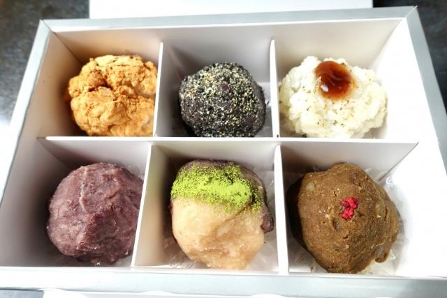 甘いもの好きにおすすめ!大阪市北区にあるおいしい和菓子店の画像