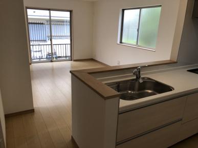 狭山市富士見2丁目 新築分譲住宅 内装クリーニング完了しました!の画像