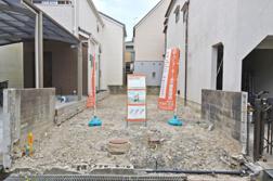 【販売開始】尼崎市立花町3丁目新築戸建 限定1区画の最新情報です。の画像