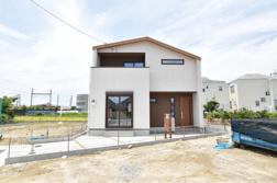 【完成】山本東全13区画モデルハウス完成しました!の画像
