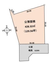 【新着売買物件情報】大平台売土地の画像