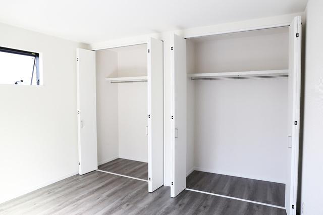 色んな収納スペースを活用しよう!賃貸物件における収納の種類についての画像