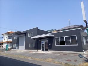 【松山市 倉庫】松原倉庫付き事務所の画像